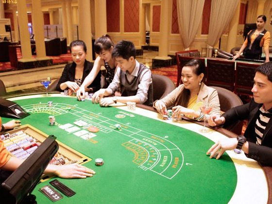 baccarat online android